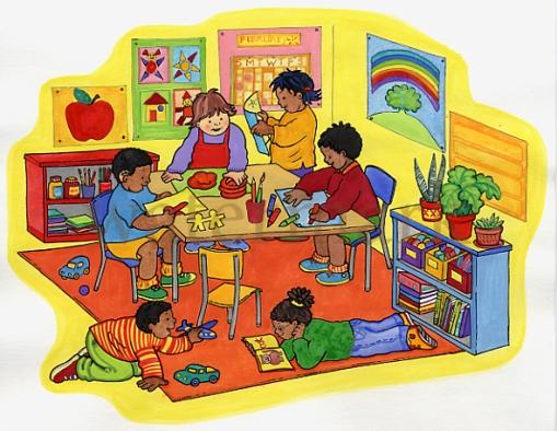 copy-of-pre-school-classroom-scene-pre-schoolyoung-children